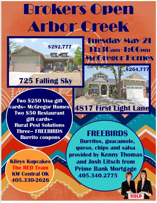 arbor creek brokers open