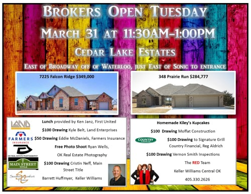 brokers open