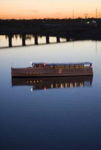 Oklahoma River Cruises; Oklahoma City; OK