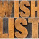 A Home Buyer's Wishlist