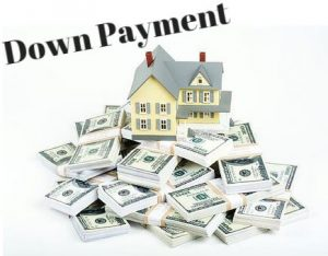 down-payment