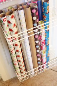 wrapping-paper-storage