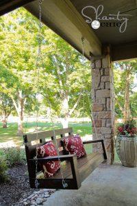Porch-Swing