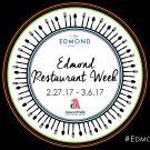 Edmond's FIRST EVER Restaurant Week!